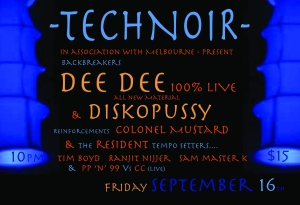 September 2005 - Technoir Flyer