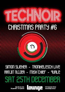 TechnoirChristmas2010Flyer